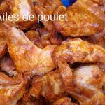 Ailes de poulet Viande fumée Les Sentiers d Afrique Chez Chantal - Boucherie spécialisée Bruxelles