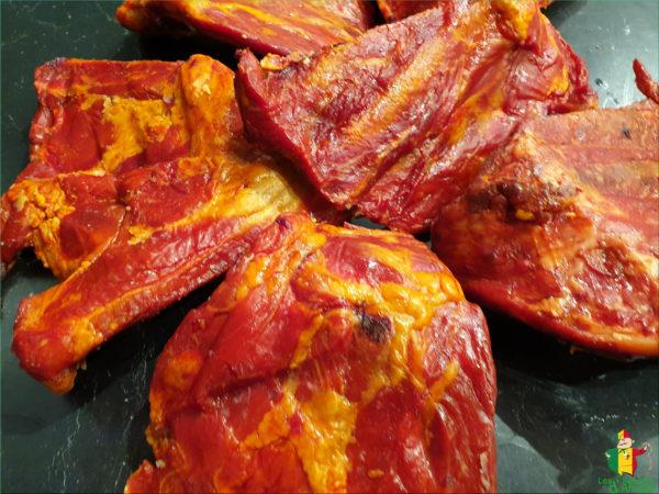 Bout de côtes - Les Sentiers d Afrique Chez Chantal - Boucherie spécialisée viande fumée Bruxelles