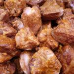 Croupion de dindes - Les Sentiers d Afrique Chez Chantal - Boucherie spécialisée viande fumée Bruxelles