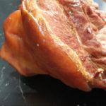 Jambonneau fumé - Les Sentiers d Afrique Chez Chantal - Boucherie spécialisée viande fumée Bruxelles