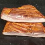 Lard fumée - Les Sentiers d Afrique Chez Chantal - Boucherie spécialisée viande fumée Bruxelles