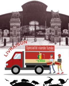 Livraison boucherie viande fumée - Abattoir Bruxelles