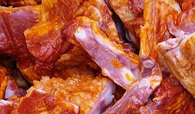 Prix viande fumée Porc Bruxelles Abattoir livraison
