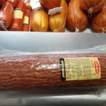 Salami sans ail