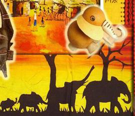 Viande fumée - Les Sentier d Afrique