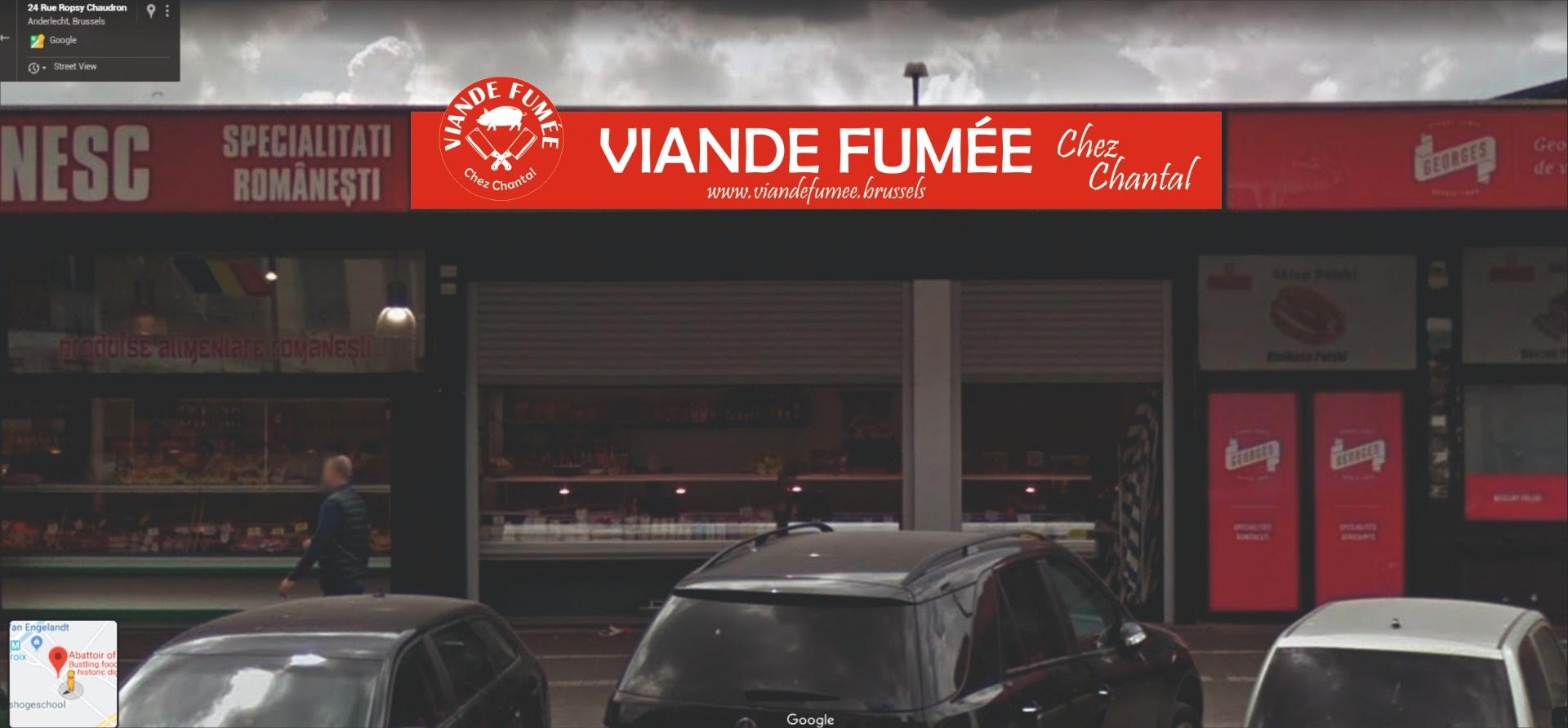 Viande Fumee Chez Chantal